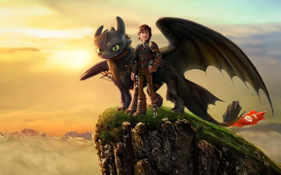 """Trailer de """"Como Treinar o Seu Dragão 3"""" chega na próxima semana"""