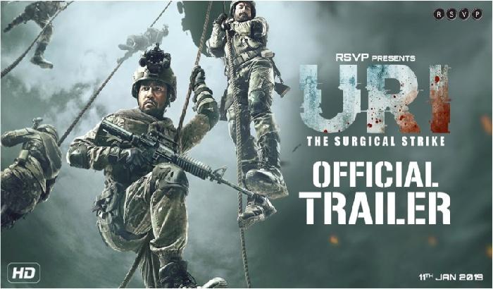 New Uri The Surgical Strike Story Movie Downloaduri Movie Download