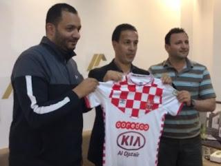 عزالدين ايت جودي المدرب الجديد لشباب بلوزداد
