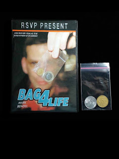 toko sulap jogja Bag4Life Coin Magic