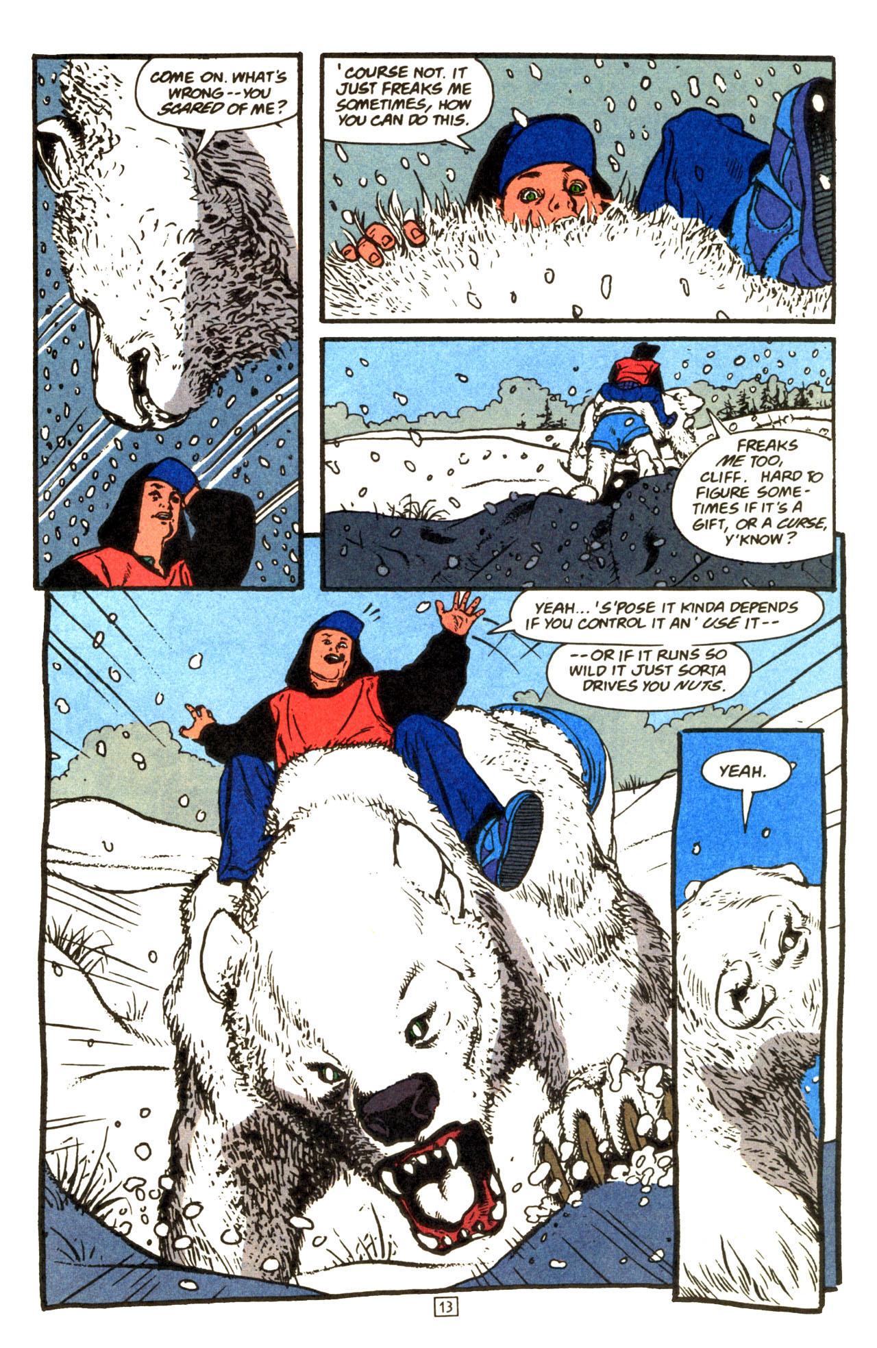 Read online Animal Man (1988) comic -  Issue #69 - 14