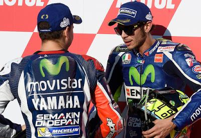 Rossi Ungkap Penyebab Ia Jatuh di MotoGP Jepang
