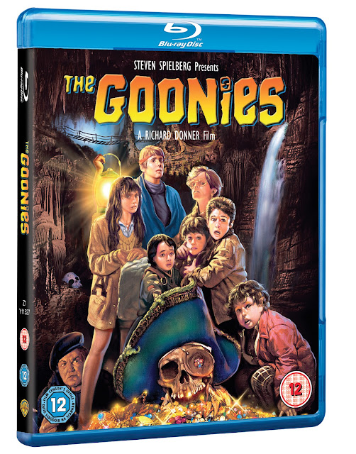 GOONIES 30TH ANNIVERSARY EDITION BLU-RAY