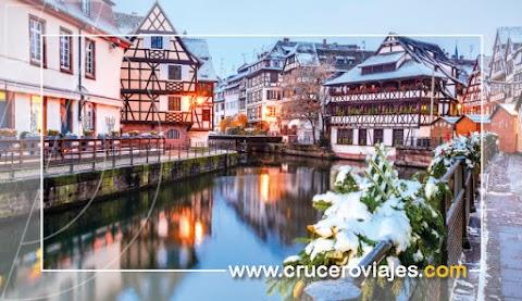 CroisiEurope amplía la oferta en sus cruceros fluviales para fin de año - ¿Cual es el que te gusta?