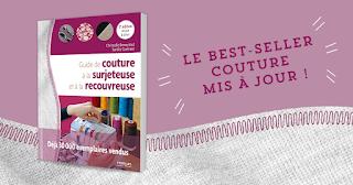 guide de couture à la surjeteuse et à la recouvreuse Christelle BENEYTOUT