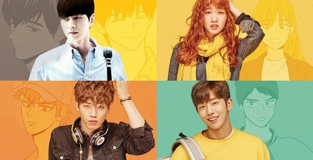 Download Drama Korea Cheese In The Trap Subtitle Indonesia Episode Awal Sampai Akhir