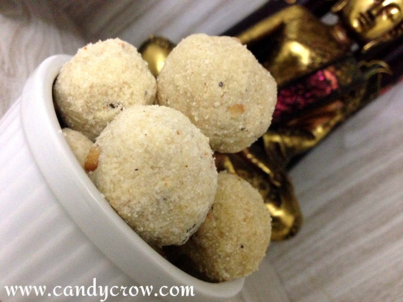 Rava Ladoo Step by Step Recipe