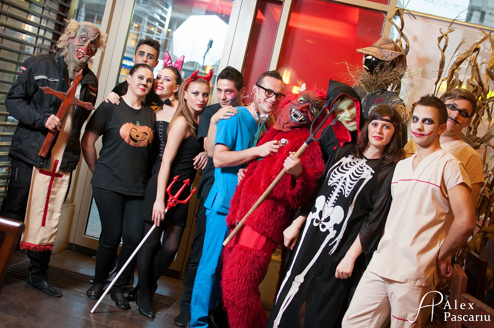 Halloween Party la Pizza Hut Iasi 12
