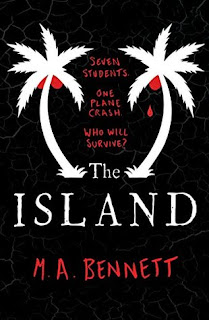 The Island by MA Bennett
