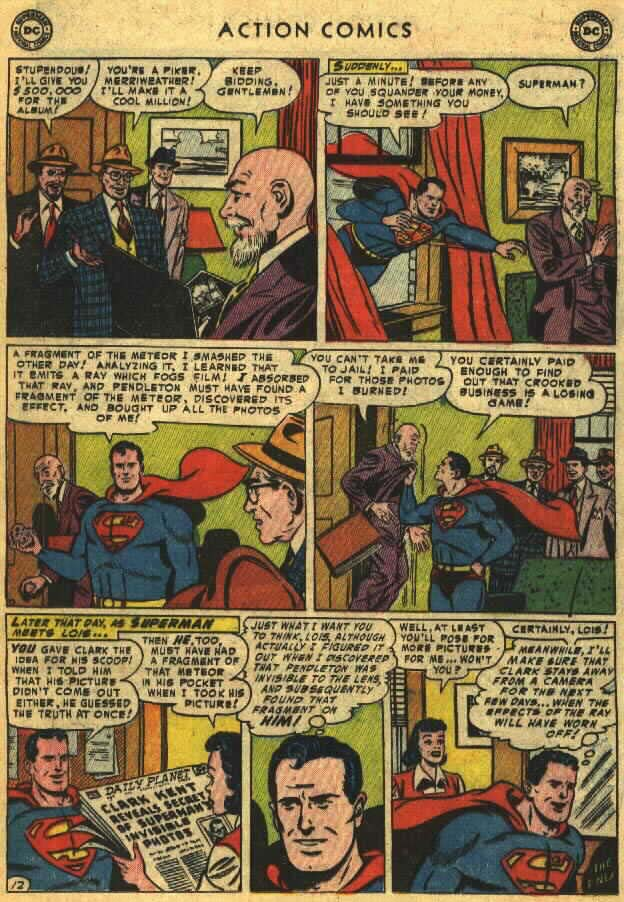 Action Comics (1938) 185 Page 13