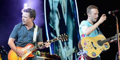Michael J. Fox-Coldplay
