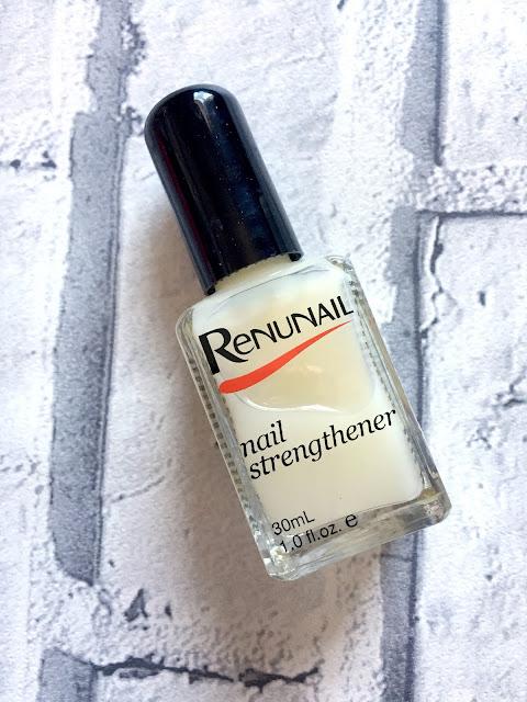 Dr Lewinn's Renunail Nail Strengthener - Review