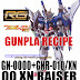 Gundam Recipe: RG 1/144 00 XN Raiser