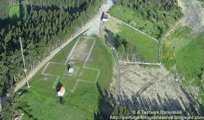Serra do Carvalho - Monumento de Homenagem aos Pilotos Falecidos