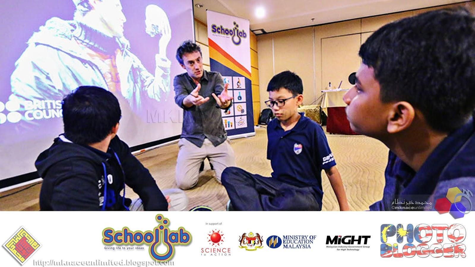 School Lab 2017 Malaysia Mknace Unlimited The Colours Of Life Tcash Vaganza 32 Milo Activ Go Adakah Anda Komunikator Sains Yang Terbaik Sedang Menunggu Peluang Untuk Berkongsi Topik Stem Kegemaran Dengan