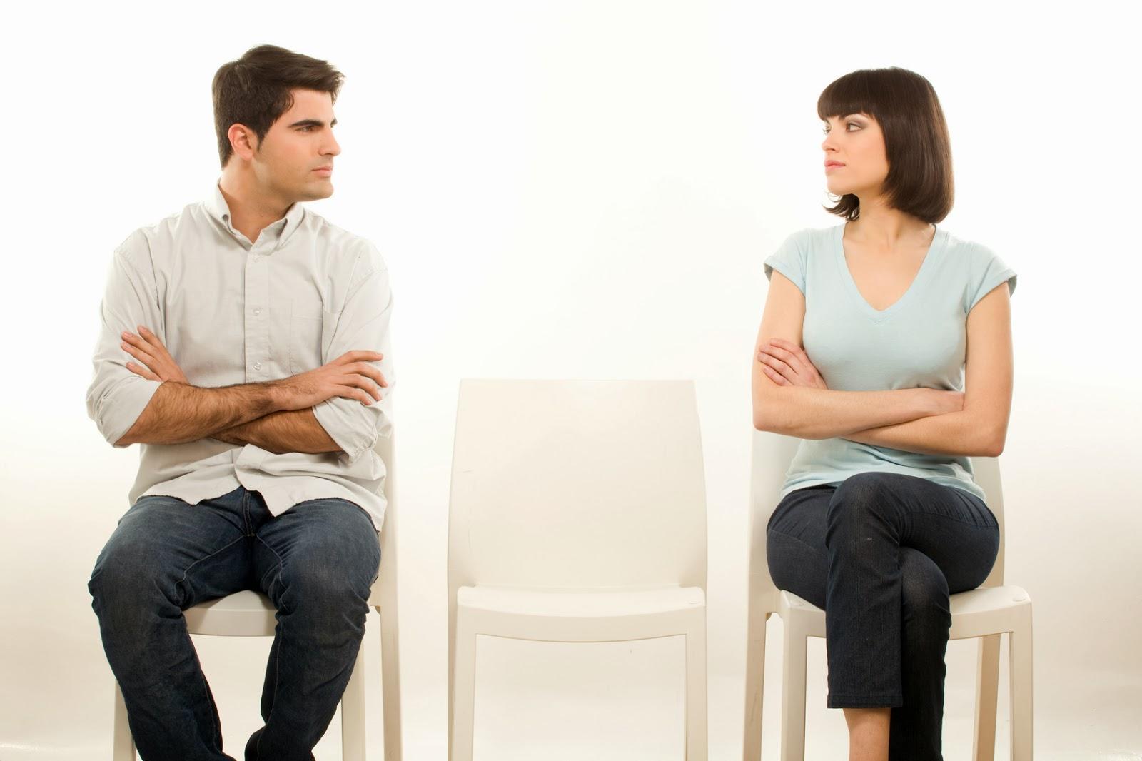 solucionando problemas de pareja
