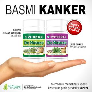 obat herbal kanker payudara alami