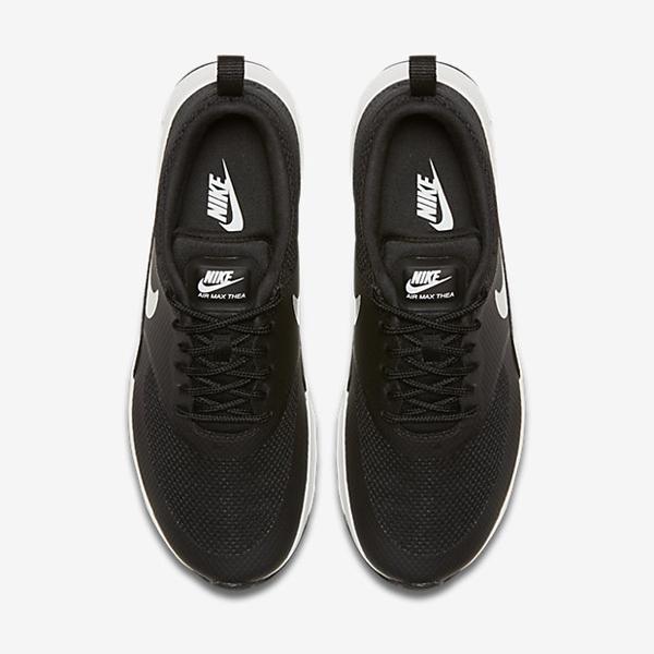 741871f9b3 Nike Womens Air Max Thea. Black, Summit White. 599409-020