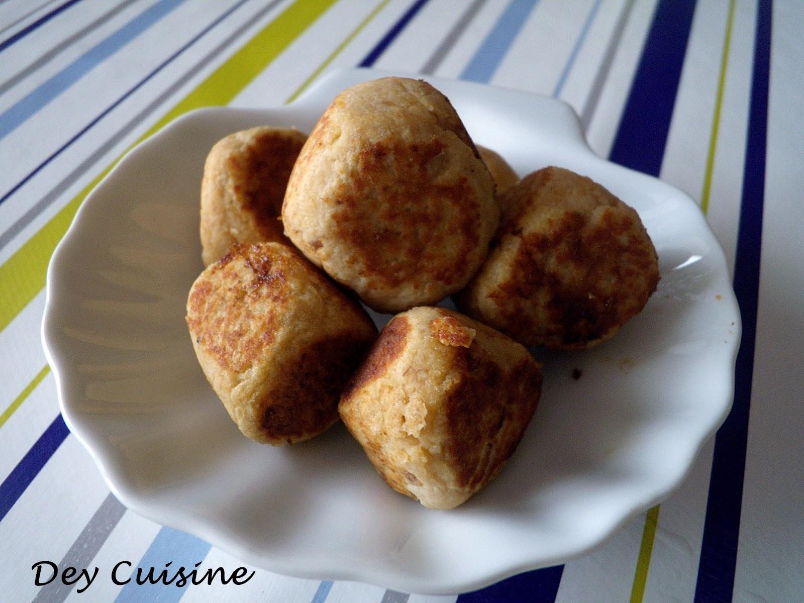 Dey cuisine boulettes de poulet r ti - Que faire avec des reste de poulet ...