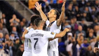Ibrahimovic 22 goles MLS