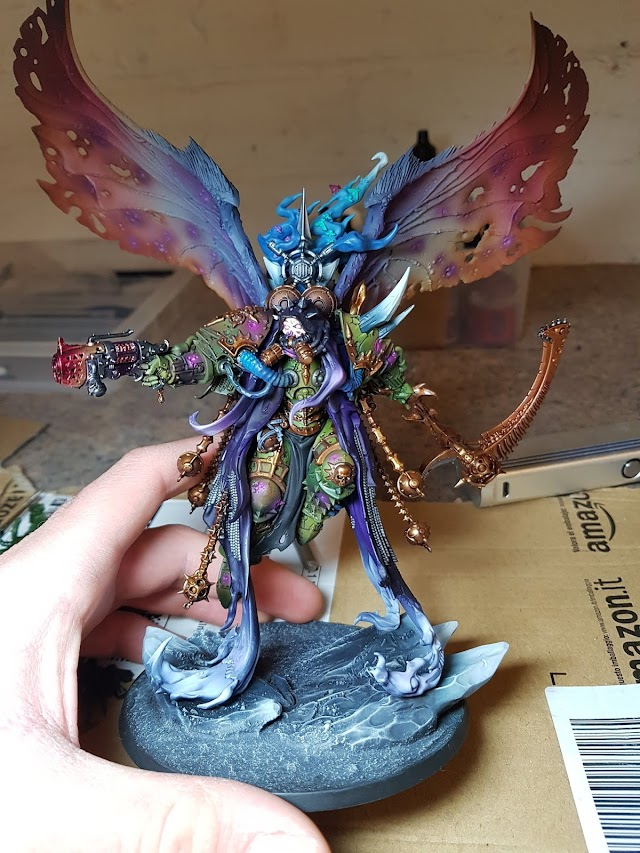 What's On Your Table: Mortarion +