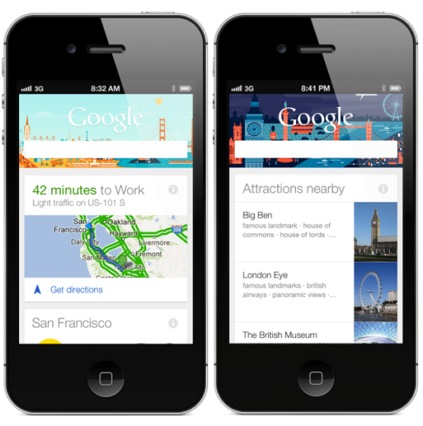 google now for iphone problema autonomia iphone con now come aumentare 3029