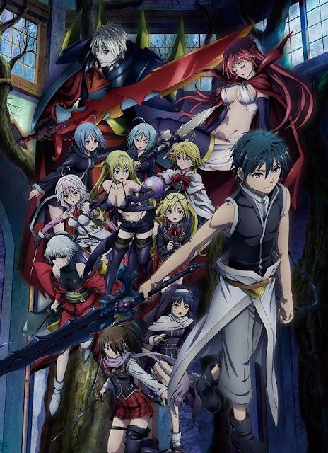 Imagen promocional de Trinity Seven: Tenku Toshokan to Shinku no Maou