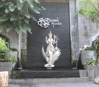 Rumah Mode - Outbound Lembang Bandung
