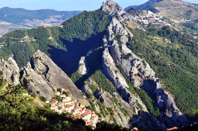 Chi viaggia impara Immagini dal mondo Italia Basilicata