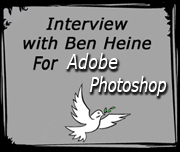 Interview with Ben Heine for Adobe Photoshop