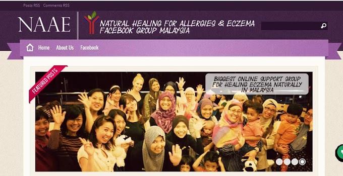 Group sokongan Eczema Malaysia (NAAE)