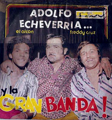 Freddy Cruz y Alberto Puello.