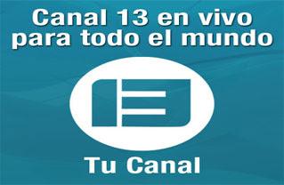 Canal 13 Paraguay en Vivo Red Paraguaya online