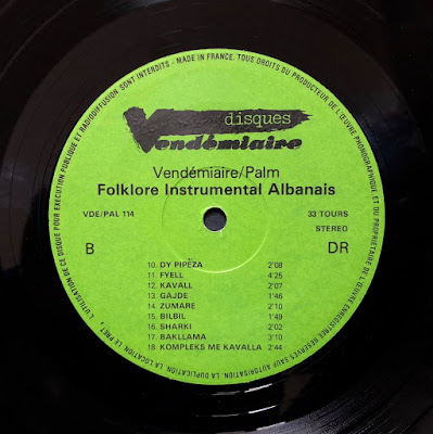 Traditional Albanian Music Musique Albanaise Traditionnelle