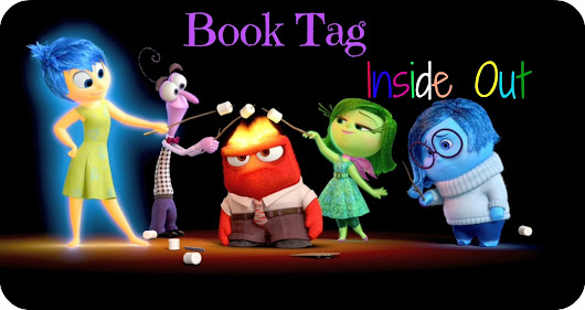 Book Tag || Inside Out