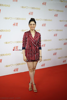 Tamannah Bhatia Exclusive in Red Blazer and Red Shorts Spicy Pics ~  Exclusive 014.JPG