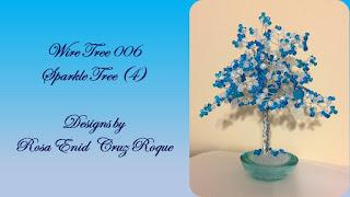 Wire Tree 006 - Sparkle Tree