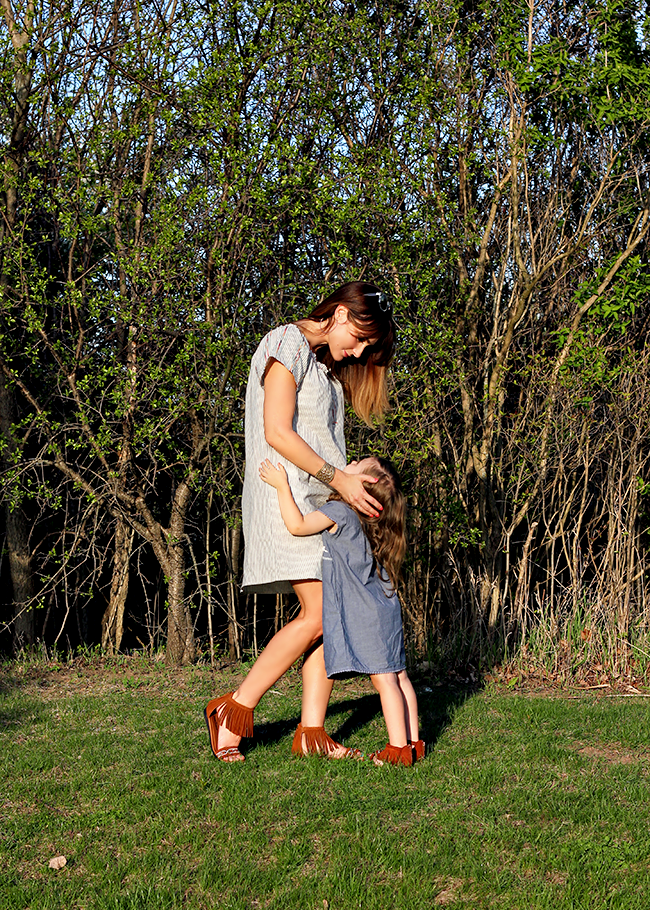 Our Mama Daughter Bond (+ a $  100 Minnetonka Gift Card Giveaway!)