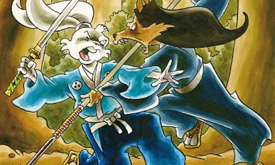 Resultado de imagen de USAGI YOJIMBO VS JEI