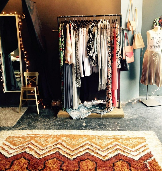 Fitzroy Boutique summer 2016, 98 Ossington