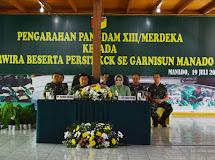 Mayjen TNI Madsuni Minta Pertahankan Performa dan Loyalitas