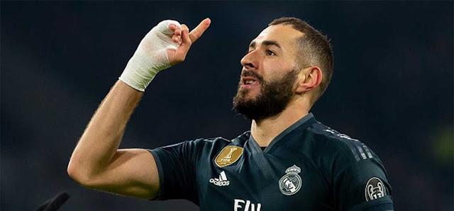 Real Madrid dio un gran paso hacia los cuartos de final de la Liga de Campeones