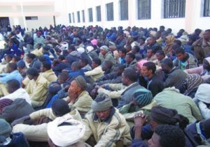 562 nigerians deported from libya