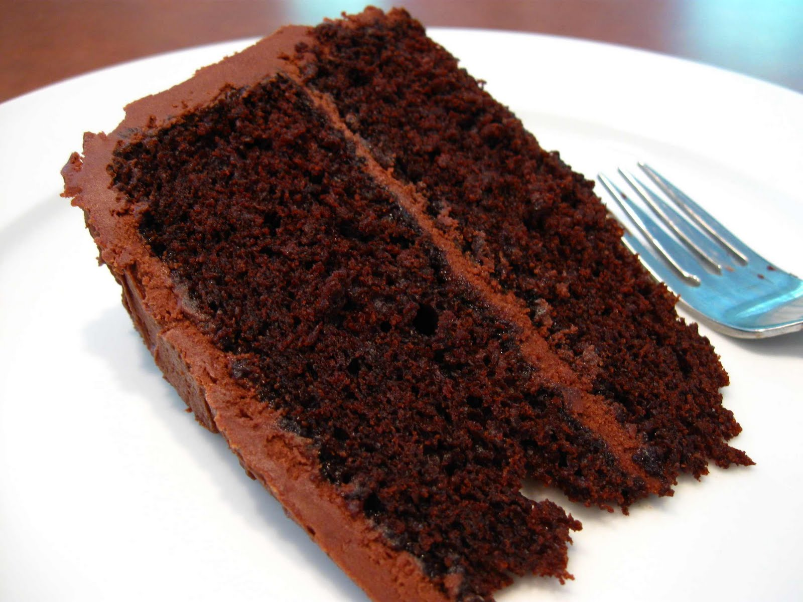 Moist Chocolate Cake Recipe From Scratch