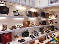 projeto arquitetura prateleiras expositoras marcenaria loja calçados masculinos femininos mr cat icarai