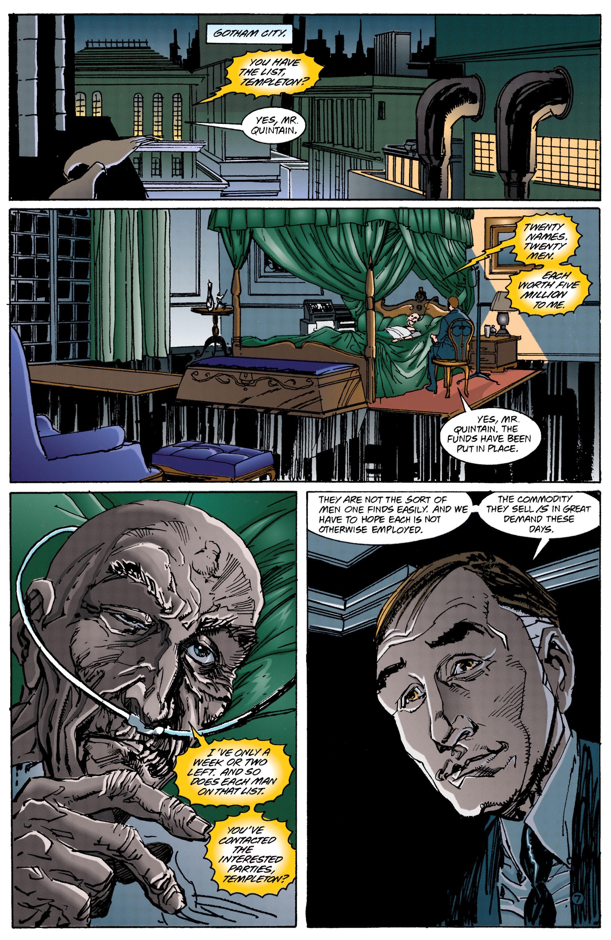 Detective Comics (1937) 708 Page 7