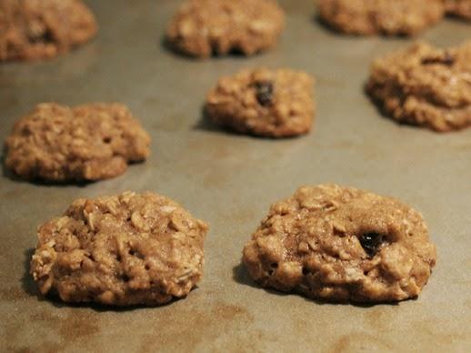 Maggie's Favorite Oatmeal Cookies