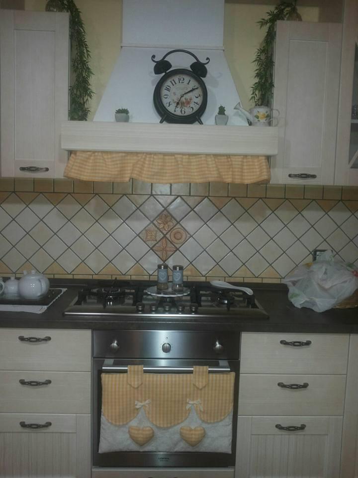 Cucito Creativo SWEET SUSI: Coordinato cucina