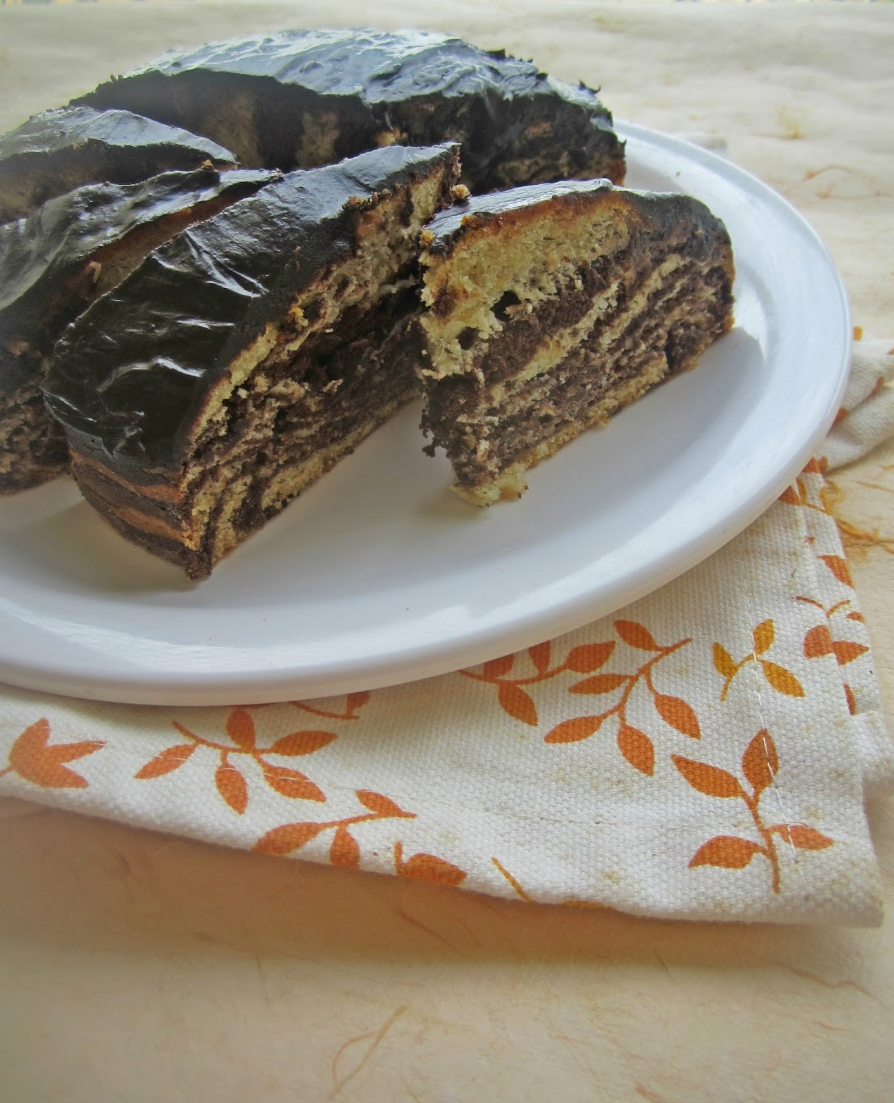 Eggless Spice Cake A Civil War Recipe