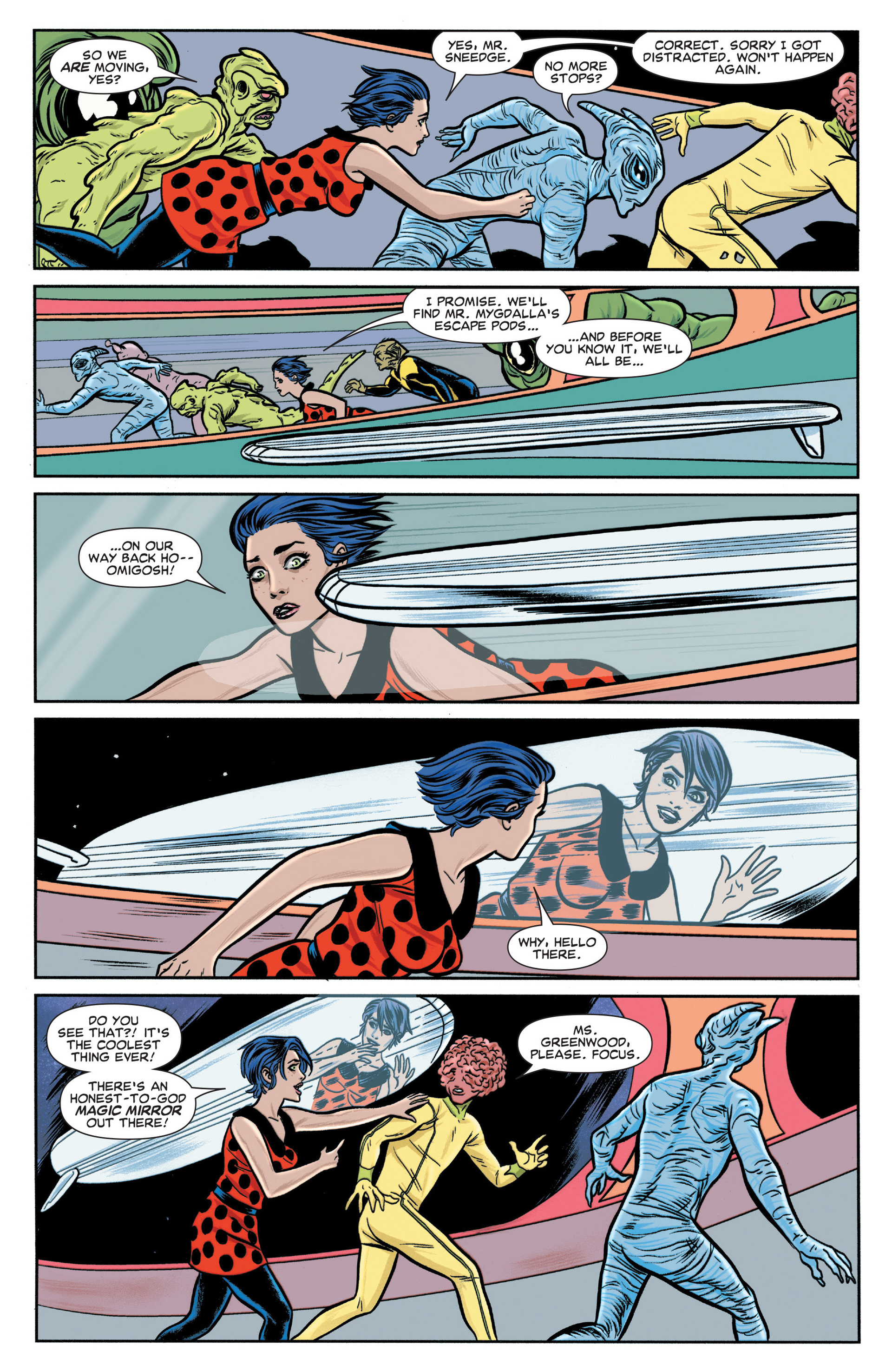 Read online Silver Surfer (2014) comic -  Issue #2 - 20